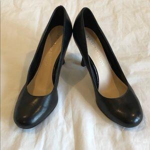 Franco Sarto Women's Black Heel Size 7